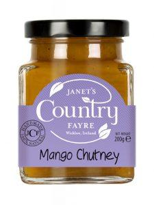 Mango Chutney - Janets Country Fayre