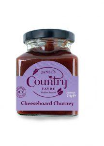 Cheeseboard Chutney