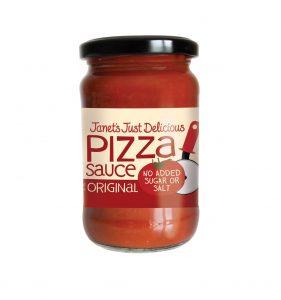 classice tomato pizza sauce